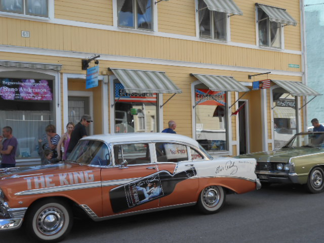 Elvis-boden i Norberg